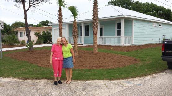 My house on Palm Avenue